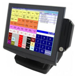 Geller Touch Screen EPoS System